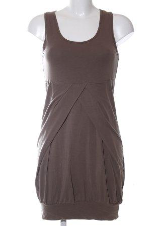 Zero Stretch jurk bruin casual uitstraling
