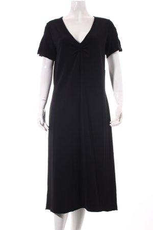 Zero Stretchkleid schwarz Elegant