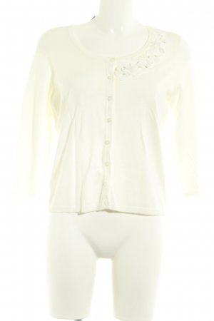 Zero Knitted Cardigan natural white casual look