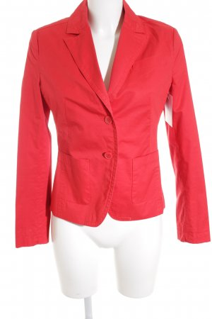 Zero Sweat Blazer red casual look