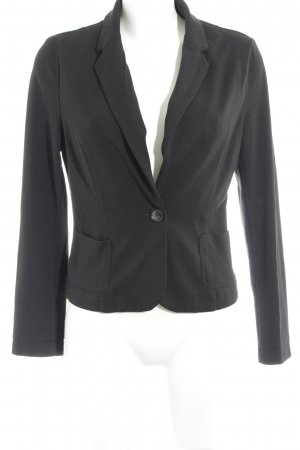 Zero Sweat Blazer black business style