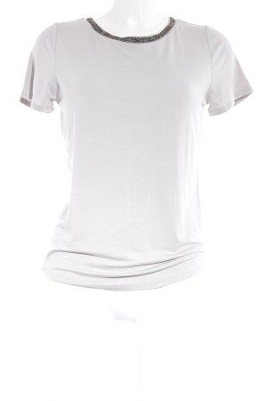 Zero Camiseta gris claro-gris antracita look casual
