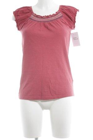 Zero T-Shirt mehrfarbig Casual-Look