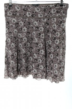 Zero Circle Skirt allover print casual look