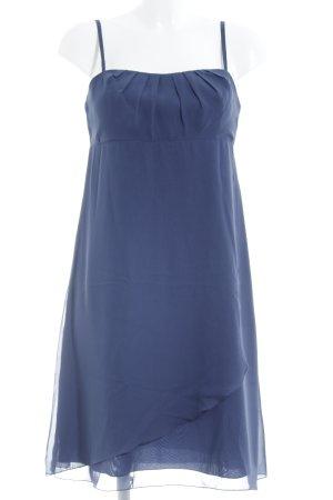 Zero Trägerkleid dunkelblau Elegant