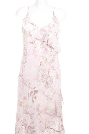 Zero Trägerkleid florales Muster Romantik-Look