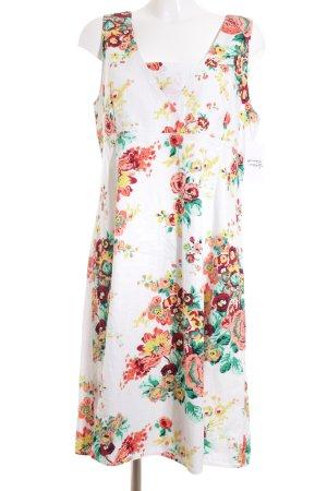 Zero Trägerkleid florales Muster schlichter Stil