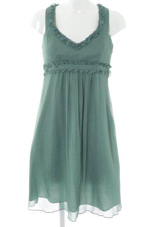 Zero Trägerkleid grün Elegant