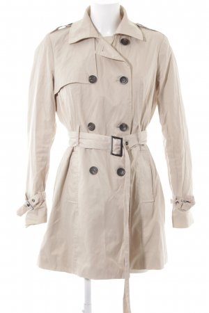 Zero Trenchcoat beige Brit-Look