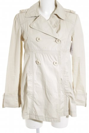 Zero Trenchcoat creme Casual-Look