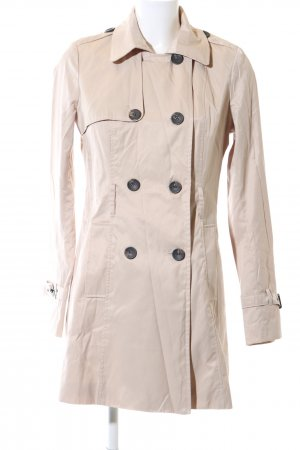 Zero Trench Coat natural white casual look
