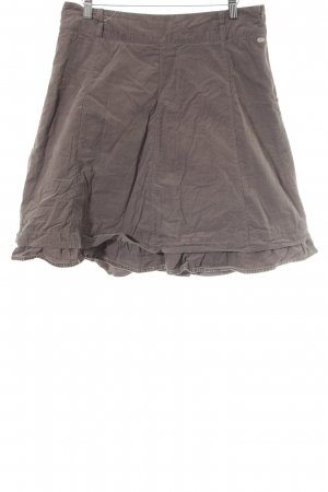 Zero Tulip Skirt brown casual look