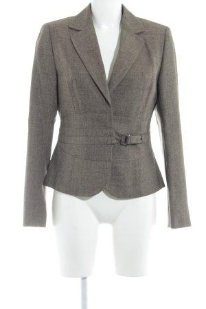 Zero Tweedblazer graubraun meliert Elegant