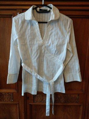 Zero / weiße Bluse