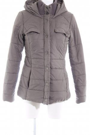 Zero Winterjacke beige Casual-Look