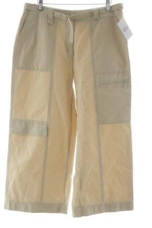 Zerres 7/8-Hose beige Casual-Look