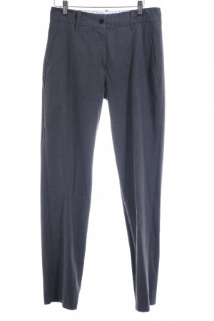 Zerres Suit Trouser anthracite business style
