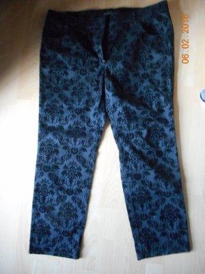 Pantalone cinque tasche nero Cotone