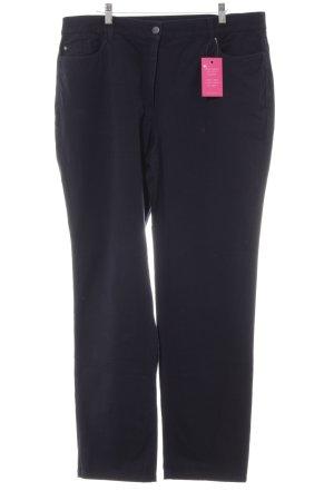 Zerres Slim Jeans dunkelblau Casual-Look