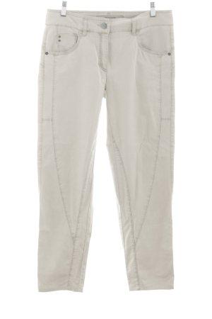 Zerres Jeans stretch crème style décontracté