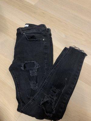 Zerrissene Mango Jeans