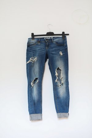 Zerrissene Used Look Jeans (Skinny)