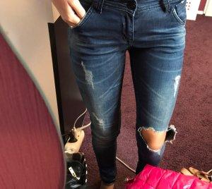 Zhrill Jeans in dunkelblau
