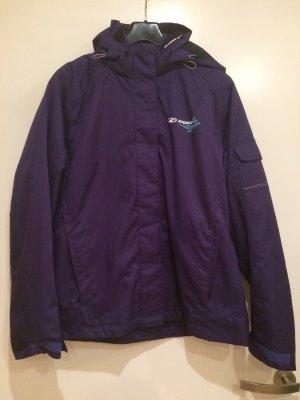 Ziener 2 in 1 Winter / Ski Jacke lila