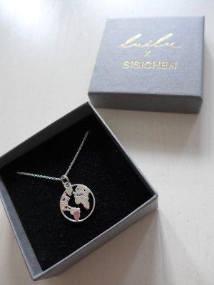 Zierliche 925er Silberkette von Bloggerlabel LUILU Jewelry