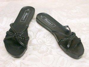 b.p.c. Bonprix Collection Sandalo con cinturino e tacco alto nero