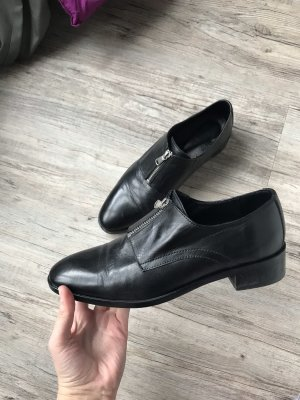 Zign Wingtip Shoes black
