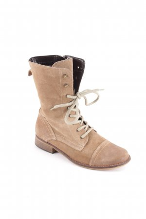 Zign Ankle Boots hellbraun Casual-Look