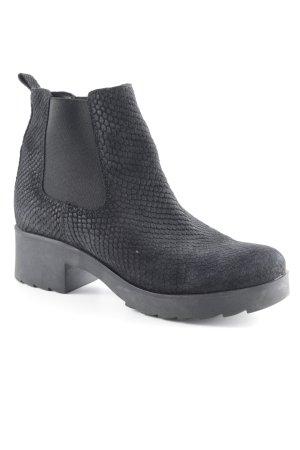 Zign Ankle Boots schwarz Casual-Look