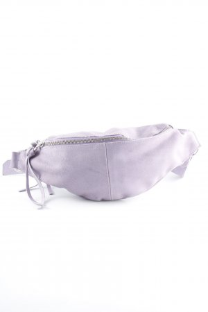 Zign Bumbag purple simple style