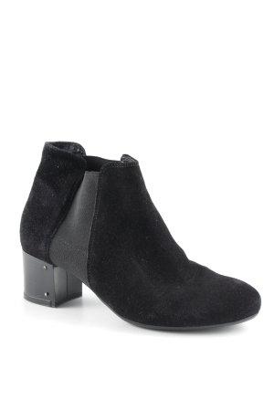 Zign Chelsea Boots schwarz minimalistischer Stil