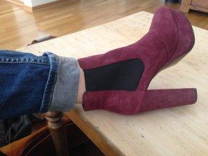 Zign high heel ankle boot 38