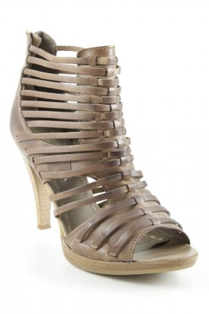 Zign High Heel Sandal light brown-beige casual look