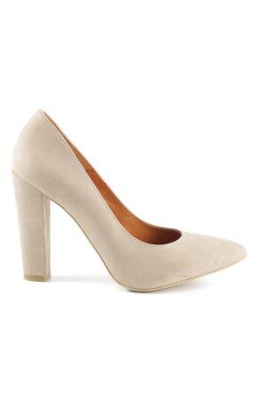 Zign High Heels wollweiß Elegant
