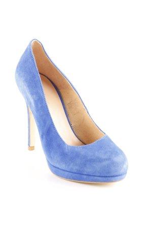 Zign High Heels blau Elegant