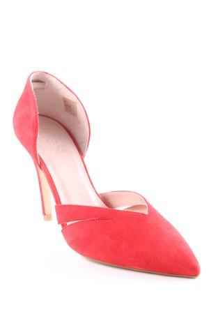 Zign High Heels rot Casual-Look