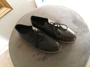 Zign Zapatos Budapest negro
