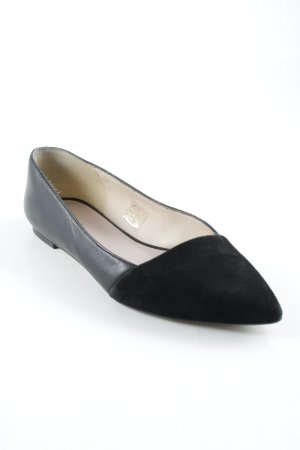 Zign Mary Jane Ballerinas schwarz Street-Fashion-Look
