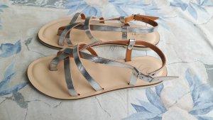 Zign Sandalen in silber