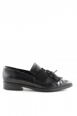 Zign Slip-on Shoes black business style