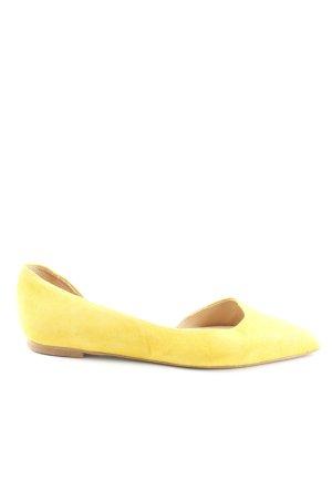 Zign Schlüpfschuhe gelb Casual-Look