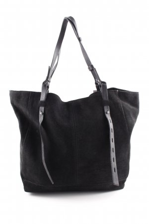 Zign Shopper schwarz Casual-Look