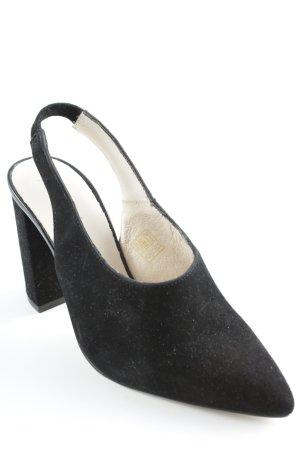 Zign Décolleté modello chanel nero elegante