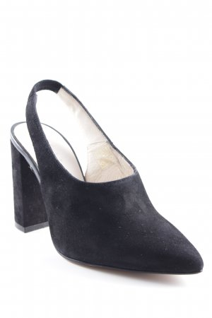 Zign Slingback-Pumps schwarz Elegant