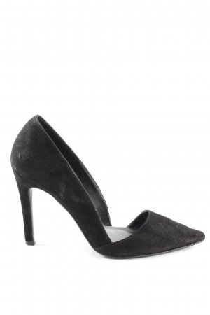 Zign Spitz-Pumps schwarz Business-Look
