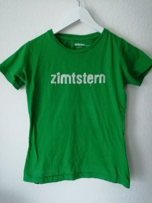 zimstern T-Shirt in grün